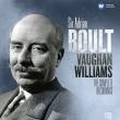 ボールト・コンダクツ・ヴォーン=ウィリアムズ:コンプリートEMIレコーディングス(13CD)