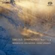 交響曲第1番、第4番 オスモ・ヴァンスカ&ミネソタ管弦楽団