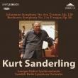 シューマン:交響曲第4番、ベートーヴェン:交響曲第2番 ザンデルリング&スウェーデン放送交響楽団