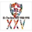 B' z The Best XXV 1988-1998 (2CD+特典DVD)【初回限定盤】