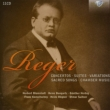 管弦楽曲集、協奏曲集、オルガン曲集、合唱曲集 スイトナー、コンヴィチュニー、ボンガルツ、ブロムシュテット、ヘルビヒ、クノーテ、他(11CD)