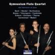 チェレプニン:フルート四重奏曲、カステレード:笛吹きの休日、バッハ:G線上のアリア、他 ジムナジウム・フルート四重奏団