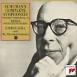Comp.symphonies: Szell / Cleveland O +manfred Overture, Weber