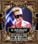 G-DRAGON 2013 WORLD TOUR 〜ONE OF A KIND〜 IN JAPAN DOME SPECIAL (Blu-ray)【通常盤】