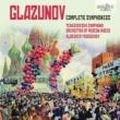 交響曲全集(第1〜8番)フェドセーエフ&モスクワ放送交響楽団(4CD)