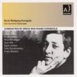 『沈黙のセレナード』全曲 コルンゴルト&室内管弦楽団、ヨルダン、プレーガー、他(1951 モノラル)(2CD)