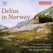 交響詩『おとぎ話』、ノルウェー組曲、『春初めてのかっこうを聞いて』、他 A.デイヴィス&ベルゲン・フィル