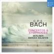 交響曲と協奏曲集 フォン・デア・ゴルツ&ベルリン・バロック・ゾリステン、ズーン、J.ケリー