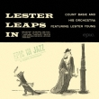 Lester Leaps In