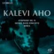 ミネア(ヴァンスカ指揮)、交響曲第15番(スロボデニュク指揮)、コントラバス協奏曲(ムンテル、J.クーシスト指揮)ラハティ響