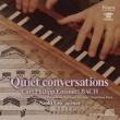 『静寂の語らい〜鍵盤楽器のための作品集』 上尾直毅(クラヴィコード)
