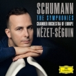 Comp.symphonies: Nezet-seguin / Coe