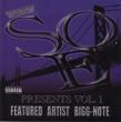 Soe Presents Vol.1 Featured Artist Bigg-note