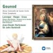 聖チェチーリア荘厳ミサ曲(アルトマン&パリ音楽院管)、小交響曲(バルビローリ&ハレ管)