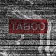 TABOO (+DVD)【B-Type】