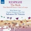 組曲『鳥』、ボッティチェッリの三連画、組曲ト長調(原典版)、他 ディ・ヴィットリオ&ニューヨーク室内管