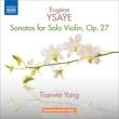 無伴奏ヴァイオリン・ソナタ全6曲 ヤン・ティエンワ