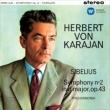 交響曲第2番 カラヤン&フィルハーモニア管弦楽団