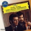 シベリウス:ヴァイオリン協奏曲、ブラームス:ヴァイオリン協奏曲、ベートーヴェン:ロマンス第1番 ズッカーマン、バレンボイム&ロンドン・フィル、パリ管