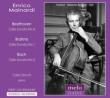 ベートーヴェン:チェロ・ソナタ第4番、ブラームス:チェロ・ソナタ第1番、バッハ:チェロ・ソナタ第2番 マイナルディ、ゼッキ(1956)