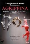 (Pal-dvd)agrippina: Buchmann Vriend / Combattimento Consort Amsterdam A.kremer Arends