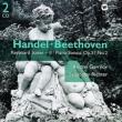 ヘンデル:組曲第9番〜第16番、ベートーヴェン:テンペスト スヴィヤトスラフ・リヒテル、アンドレイ・ガブリーロフ(2CD)