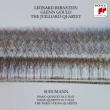 String Quartet, 1, 2, 3, Piano Quintet, Quartet: Juilliard Sq Bernstein Gould(P)