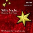 『きよしこの夜〜クリスマス合唱曲集』 グロノスタイ&RIAS室内合唱団