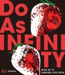 Do As Infinity 15th Anniversary 〜Dive At It Limited Live 2014〜(Blu-ray)