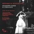 『椿姫』全曲 カルロス・クライバー&フィレンツェ五月祭、ガスディア、P.ドヴォルスキー、他(1984 ステレオ)(2CD)