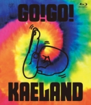 KAELA presents GO!GO! KAELAND 2014 -10years anniversary-【Blu-ray通常盤】
