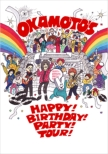 OKAMOTO'S 5th Anniversary HAPPY! BIRTHDAY! PARTY! TOUR! FINAL @ 日比谷野外大音楽堂