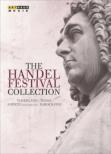 歌劇『アドメート』全曲、『テゼオ』全曲、『タメルラーノ』全曲、ドキュメンタリー『バロックスター〜ヘンデル』(6DVD+2CD)