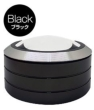 Led拡大鏡smolia ブラック(文具)