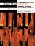 Cello Sonatas : Meneses(Vc)Lanzelotte(Cemb, Org)David Chew(Vc)