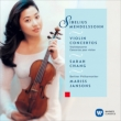 シベリウス:ヴァイオリン協奏曲、メンデルスゾーン:ヴァイオリン協奏曲 サラ・チャン、マリス・ヤンソンス&ベルリン・フィル