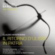 『ウリッセの帰還』全曲 M.パールマン&ボストン・バロック、ギマランイス、リヴェラ、他(2014 ステレオ)(3SACD)
