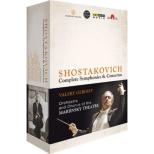 Complete Symphonies, Concertos : Gergiev / Mariinsky Theatre Orchestra (2013-2014 Paris)(4BD)