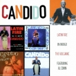 Latin Fire +In Indigo +The Volcanic +Feat Al Cohn