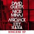 Hey Mama (Feat.Nicki Minaj & Afrojack)(Remixes Ep)