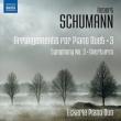 ピアノ・デュオのための編曲集第3集〜交響曲第3番『ライン』、『マンフレッド』序曲、他 エッカレ・ピアノ・デュオ