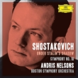 交響曲第10番、パッサカリア アンドリス・ネルソンス&ボストン交響楽団