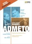 『アドメート』全曲 ケーラー演出、アルマン&ヘンデル音楽祭管、レクスロート、リヒテンシュタイン、他(2006 ステレオ)(2DVD+1BD+2CD)