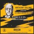 交響曲全集 アンソニー・コリンズ&ロンドン交響楽団(6枚組/180グラム重量盤レコード)