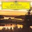 フィンランディア、タピオラ、悲しきワルツ、トゥオネラの白鳥:ヘルベルト・フォン・カラヤン指揮&ベルリン・フィルハーモニー管弦楽団 (アナログレコード)