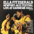 Newport Jazz Festival Live At Carnegie Hall