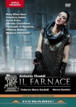 Il Farnace : Gandini, Sardelli / Maggio Musicale Fiorentino, Nesi, Galou, Prina, etc (2013 Stereo)(2DVD)