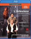 歌劇『アルルの女』全曲 クッキ演出、シルフォ&マルキジアーノ・フィル、ゴロフニン、シチリア、他(2013 ステレオ)(日本語字幕付)
