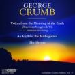 地球の夜明けからの声、出来損ないのための牧歌、枕木 フリーマン&オーケストラ2001、アン・クラム、他