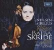シベリウス:ヴァイオリン協奏曲、2つのセレナード、ニールセン:ヴァイオリン協奏曲 スクリデ、ロウヴァリ&タンペレ・フィル(2CD)